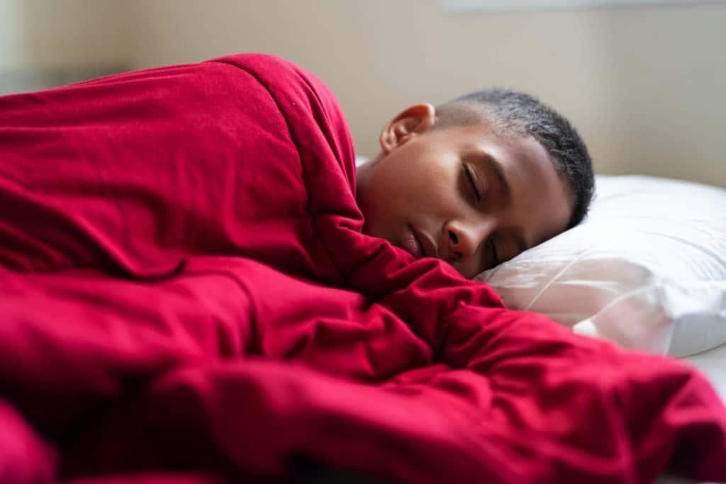 sommeil adolescent