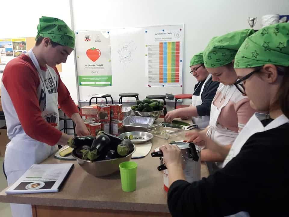 Brigades culinaires